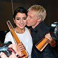 Gina Dirawi och André Pops Kristallen-vinnare 2013.jpg