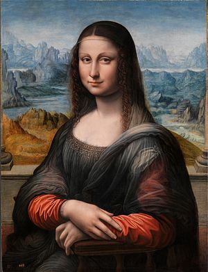 Mona Lisa (Prado's version) - Image: Gioconda (copia del Museo del Prado restaurada)