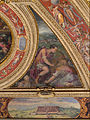 Giorgio Vasari - Allegory of Borgo San Sepolcro; to the bottom, view of Scarperia - Google Art Project.jpg