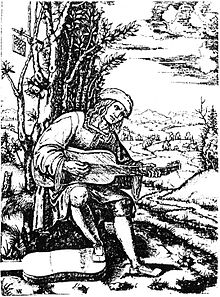 Marcantonio Raimondi Giovanni Filoteo Achillini, (1510)
