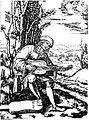 Giovanni Filoteo Achillini, by Marcantonio Raimondi, 1510.jpg