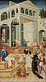 Giovanni di Paolo - The Head of Saint John the Baptist Brought before Herod - Google Art Project.jpg