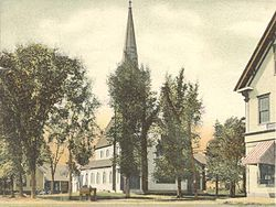 Church Street in 1907