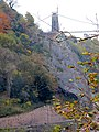Glimpse of the bridge through the trees - November 2013 - panoramio.jpg