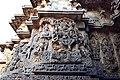 Goddess Durga Hoysaleswara Temple Halebid.jpg