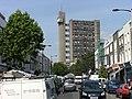 Golborne Road looking towards Trellick Tower 7 June 2011.jpg