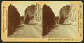 Golden Gate, Yellowstone Park, Wyo, from Robert N. Dennis collection of stereoscopic views.png