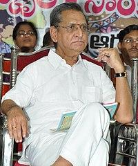 Gollapudi Maruthirao in 2nd World Telugu Writers' conference.jpg