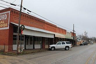Gordon, Texas - Image: Gordontx 4