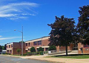 Goshen Intermediate School - Image: Goshen Intermediate School