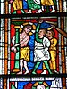 German stained glass, ca 1240