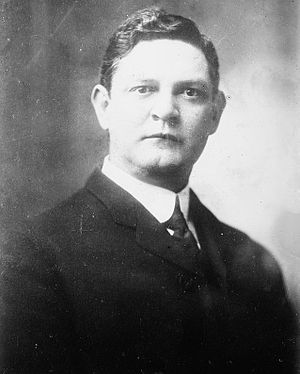 Jared Y. Sanders Sr. - Sanders in 1910