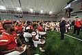 Governor Visits University of Maryland Football Team (36114201053).jpg