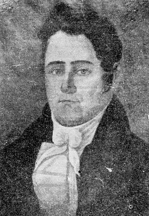 William Miller (North Carolina) - Image: Governor William Miller