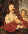 Govert Flinck - A Lady and her Child as Venus and Cupid - KMS301 - Statens Museum for Kunst.jpg