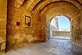 Gozo Citadel - Archway at Main Gate.jpg