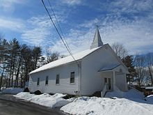 Grace Chapel Church of the Nazarene, South Hooksett NH.jpg