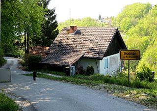 Gradišče, Šmartno pri Litiji Place in Lower Carniola, Slovenia