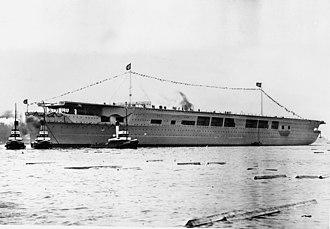 Plan Z - Graf Zeppelin at her launching