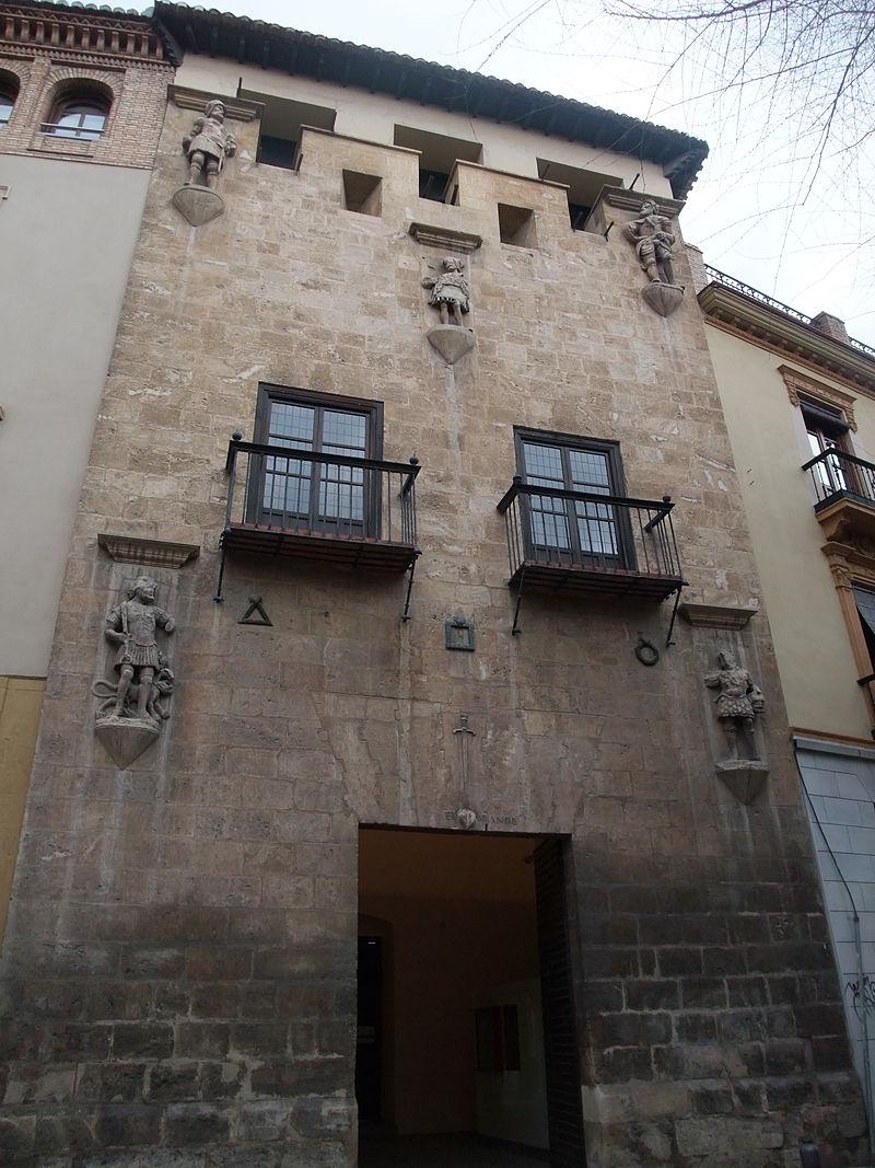 Granada-Casa de los Tiros-1-Fachada.JPG