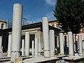 Graveyard at the Mausoleum of Sultan Mahmud II - P1030822.JPG