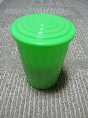 Slime (toy) - Image: Green Slime