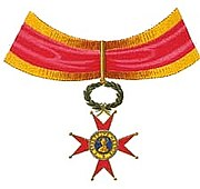 Insignia of the Pontifical Equestrian Order of St. Gregory the Great