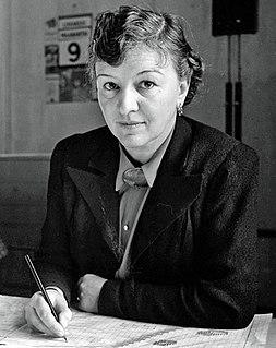 Greta Skogster Finnish textile artist