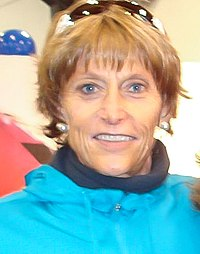 Grete Waitz in 2010