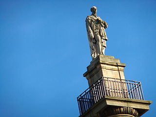 Monument, Newcastle upon Tyne Ward in England