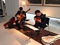 Grigoryan Brothers - Pharos Arts Foundation - rehearsing at The Shoe Factory 2014.jpg