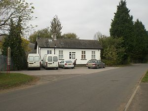 Grimston Road railway station - Grimston Road railway station in 2007