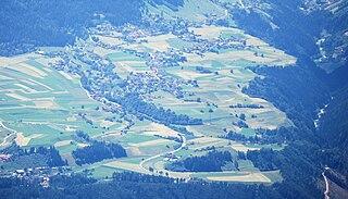 Grinzens Place in Tyrol, Austria
