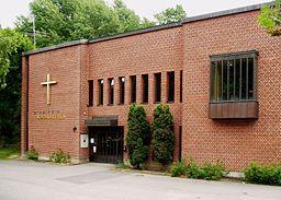 Gröndals kirke i juli 2008