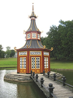 Château de Groussay - Image: Groussay Pagode Chinoise