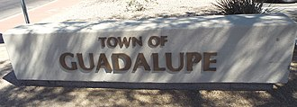 Guadalupe, Arizona - Welcome to Guadalupe