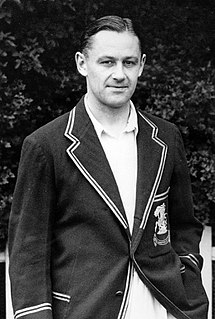 Gubby Allen English cricketer
