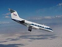 Gulfstream II Shuttle Training Aircraft.jpg