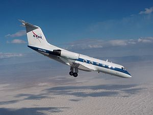 Gulfstream II Shuttle Training Aircraft.jpg