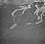 Gullied Peak Glacier, remnents of mountain glacier, September 5, 1972 (GLACIERS 5471).jpg