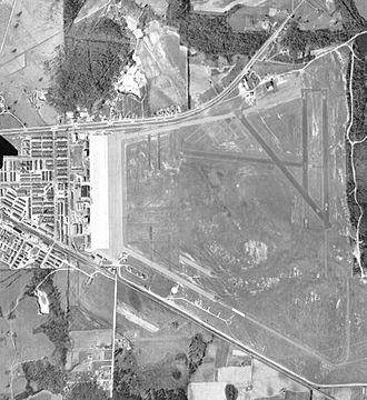 Gunter Annex - Gunter Air Force Base - 17 February 1950