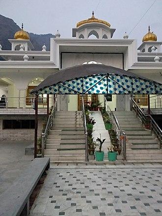 Gurdwara - Gurudwara Shri Guru Granth Sahib Ji, Bhuntar, Himachal Pradesh