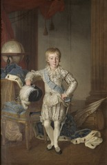 Portrait of Gustaf IV Adolf of Sweden (1778-1837)