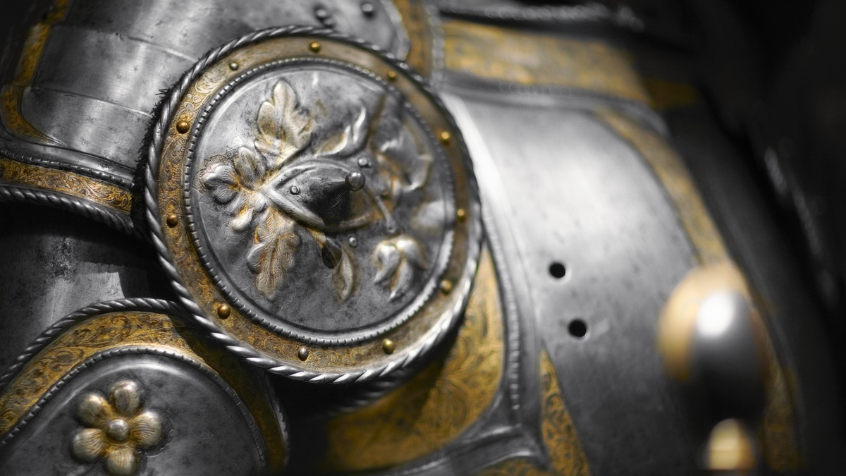 rondel  armour