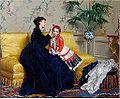 Gustave Léonard de Jonghe- Going to the Ball.jpg