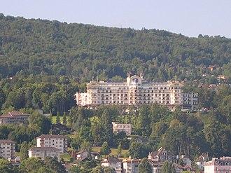 Évian-les-Bains - The Hotel Royal