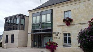 Avoine Ville Centre Hebergement