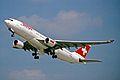 HB-IQB A330-223 Swiss Intl Al ZRH 19JUN03 (8541877582).jpg