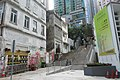 HK 上環 Sheung Wan 2 Bridges Street 香港新聞博覽館 Hong Kong News Expo museum December 2018 IX2 Wing Lee Street 01.jpg