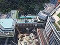 HK 九龍塘 Kln Tong 達之路 Tat Chee Avenue 香港城市大學 HKCityU 劉鳴煒學術樓 Lau Ming Wai Academic Building view Tat Chee Avenue September 2019 SSG 24.jpg
